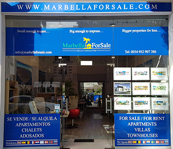 Marbella For Sale Oficina